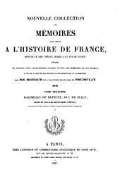 Mémoires des sages et royales économies d'estat de Henry le Grand: Volume1