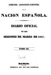 Diario de las sesiones de Cortes: legislatura ...
