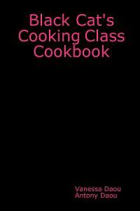Black Cat s Cooking Class Cookbook Book