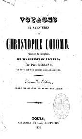 Voyages et aventures de Christophe Colomb