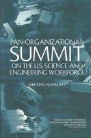Pan Organizational Summit on the U S  Science and Engineering Workforce PDF