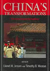 China s Transformations PDF