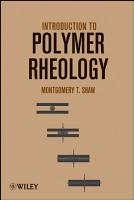 Introduction to Polymer Rheology PDF