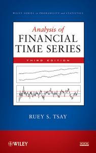 Analysis of Financial Time Series PDF