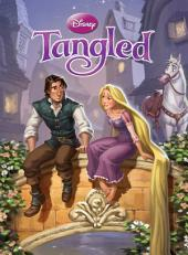 Disney Princess: Tangled Movie Storybook