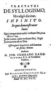 Tractatus de Syllogismo infinitio