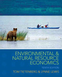 Environmental   Natural Resource Economics PDF