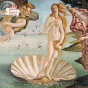 Adult Jigsaw Puzzle Sandro Botticelli  The Birth of Venus PDF