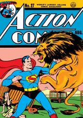 Action Comics (2011-) #27