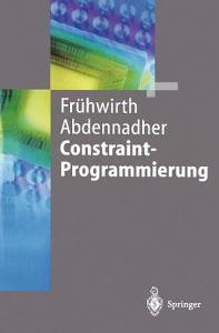 Constraint Programmierung PDF