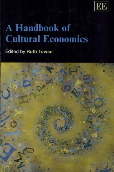 A Handbook of Cultural Economics PDF