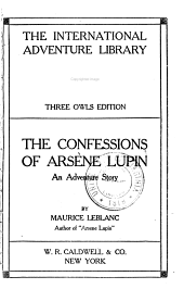 The Confessions of Arsène Lubin