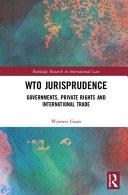 WTO Jurisprudence PDF