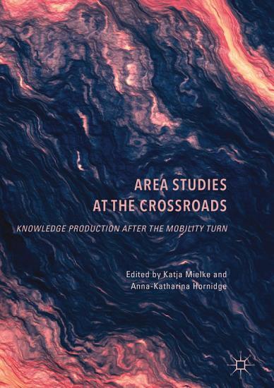 Area Studies at the Crossroads PDF