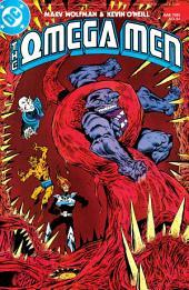 The Omega Men (1983-) #24
