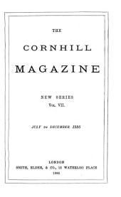 The Cornhill Magazine: Volume 7; Volume 54