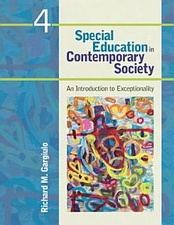 Special Education in Contemporary Society Book