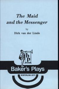The Maid and the Messenger Book