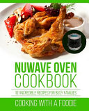 Nuwave Oven Cookbook Book PDF