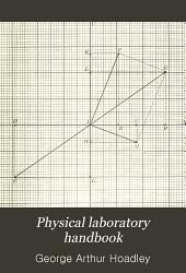 Physical Laboratory Handbook
