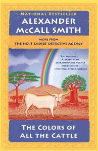 The Colors of All the Cattle Book