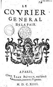 Le Courier general de la paix