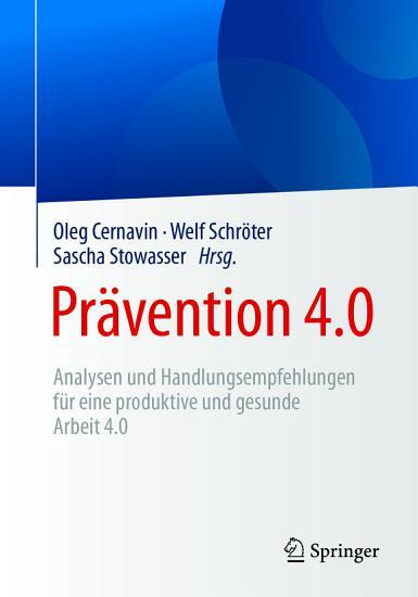 Pr  vention 4 0 PDF