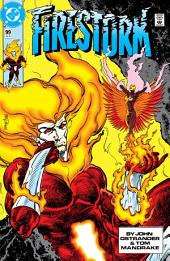 Firestorm: The Nuclear Man (1987-) #99