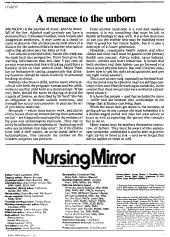 Nursing Mirror PDF