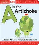 A Is for Artichoke PDF