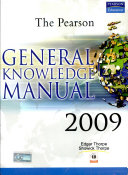 Pearson General Knowledge Manual 2009