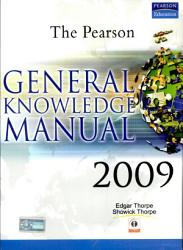 Pearson General Knowledge Manual 2009 Book PDF