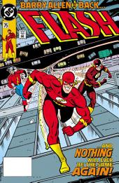 The Flash (1987-) #75