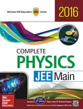 Complete Physics: JEE Main - 2016