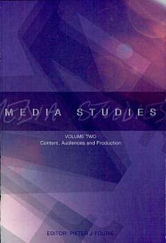 Media Studies  Content  audiences  and production PDF
