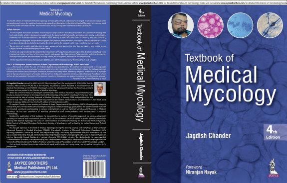 Textbook of Medical Mycology PDF