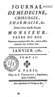 Journal de m  decine  chirurgie et pharmacie      PDF