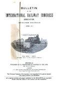 Download Bulletin of the International Railway Association Book