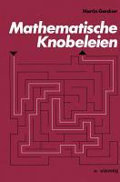 Mathematische Knobeleien PDF