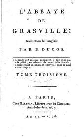 L' Abbaye De Grasville: Volume3