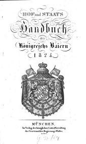 Hof- und Staatshandbuch des Königreichs Bayern: 1824