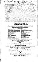 Darinnen angezeigt w  rdt  was die heilige Schrifft lehret  von disen f  rnemen Articuln unser Christlichen Religion PDF