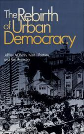 The Rebirth of Urban Democracy