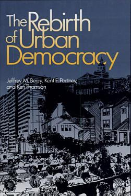 The Rebirth of Urban Democracy PDF