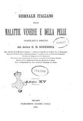Giornale italiano delle malattie veneree e della pelle
