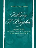 Authoring A Discipline