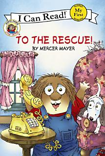Little Critter  To the Rescue  Book