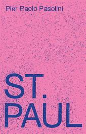 Saint Paul: A Screenplay