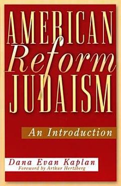 American Reform Judaism PDF