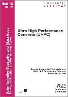 Ultra High Performance Concrete  UHPC  PDF